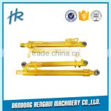 2 years warranty with ISO9001:2008 customized small bore long stroke hydraulic cylinder