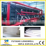 High Density Polystyrene Sheets Making Machine