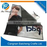 Cheap Wholesale Folded Pp Woven Beach Mat For Picnic