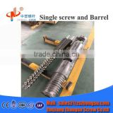 Extruder PVC Film Twin Screw Barrel/Filament Extrusion Conical Screw Barrel