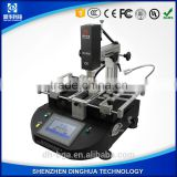 Dinghua bga & ic chip soldering machine with 3 heater zone HD touch screen bga repair machine DH-5830                                                                         Quality Choice