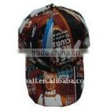 Fashion accessories,baseball cap,embroidery and printing,new various designs