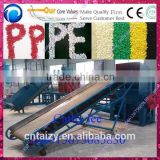 Low price Waste Plastic Recycling Pelletizing Machine plastic crusher