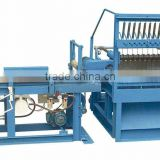 Pneumatic stripe cutting and cutting adobe machine widely used in clay brick making line