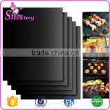 Factory Whosesale PTFE Non-stick BBQ Grill Mat Reusable Teflon Barbecue Grill Mat                                                                         Quality Choice