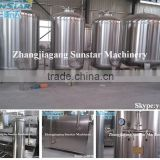 High quality stainless steel304 1000-20000lph machinery and equipment for mineral water plant