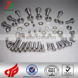 Titanium fastener / screw / bolt / nut / washer / thread rod