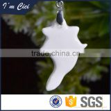 Wholesale health and beauty products new design fashion ceramic pendant necklace CC-S022