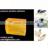 pressure sensitive adhesive Used in diapers, women supplies, double-sided tape, labels, packaging, medical and health care.