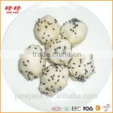 Frozen Sesame Pollock Fish Ball With Scallion