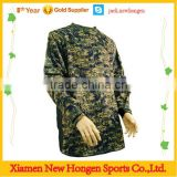 Shooting game use paintball jersey/paintball costumes/paintball vest