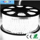 High Voltage 60LEDs/Meter ip67 waterproof smd warm white theater 110v 220V high lux flexible led strip light