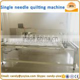 China moving heads computer embroidery machine single head computerized single movable head quilting machine