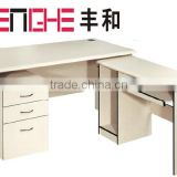 Office Table Specific Use and Office Furniture Wood Panel Type Computer table