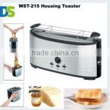 WST-215 900W 2 Slices Width Slots Housing Toaster