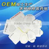 OEM Chinese traditonal rheumatism heating patch,magnetic core pain relief patch,pain killer plaster