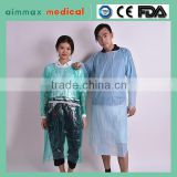 disposable medical sterile hospital surgical gowns for sale with certificate supplier with CERTIFICATE supplier