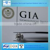 Sino-crystal HPHT CVD white synthetic diamond lab grown cut diamonds for sale
