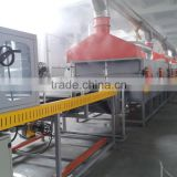 hot air oven for NBR/PVC rubber plastic foam heating insulation/waterproof rubber foam machinery