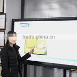 "Cheap China Smart Class IR Multitouch Interactive Whiteboard 82"" With Smart Pen Tray"