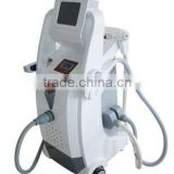 Elight (IPL+RF) + RF + Laser Hair removal skin rejuvenation tatoo removal beauty machine