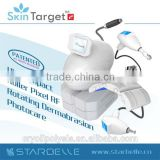 Red 470nm 2014 Portable Pdt Light Photon Ultrasonic Waves Skin Care Machine Red Light Therapy For Wrinkles