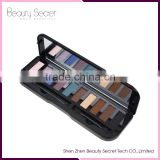 Hot sale uniquely beautiful powder waterproof baked blusher palette