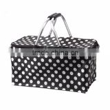 Wholesale See larger image cheap high quality outdoor food bamboo picnic basket cheap high quality outdoopicnic basket for sale