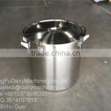 34LSS304 Straight Barral Dairy Farm Equipment High Quality Container for milk powder Choclate Oil