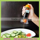Kitchen spray multi-purpose plastic adjusted oil/sauce/vinegar bottle