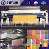 Industrial quilting machine for making mattress/computerized embroidery quilting machine