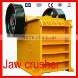 2013 high efficiency jaw crusher for mining processing with professional machinery manufacturer