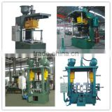 low price vertical colum level part auto cover sand machine for casting foundry/cover sand core shooter