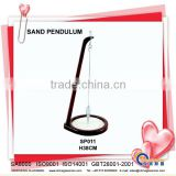 with wood pallet SP011 sand pendulum