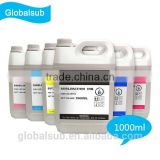 6 color heat transfer Sublimation Ink 1000ml for Epson