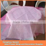 Organza Table Cloth For Hotel Table