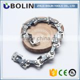 "ST 3/8lp""-050"" semil chisel chainsaw chain saw chain, wood cutting chain roller chain for garden tools"