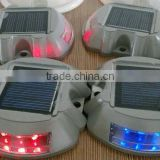 2014 led solar light road stud(ISO approved)