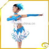 China Manufacturer Top Grade ballet dance wear/latin dance wear/girl ballet latin costume