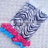 wholesale baby black and white zebra leg warmer