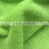 bamboo material towel terry fabric for baby robe