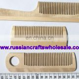 Russian Wooden Hair Brush Combs for Haircare, Russian Handicrafts Souvenirs Folk Art and Crafts Wholesale