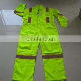 High Visibility Reflective Two Tone Coveralls