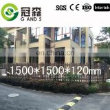 ECO-Friendly WPC Fence board /wpc fecce panels with high quality