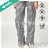 Latest Custom Printed Elastic Waistband Pants To Kitchen Chef