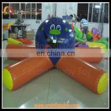 Hot funly inflatable water park games for adults,floating water games for sale