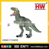 New design battery operated plastic dinosaur animal toys for kids