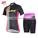 Accept sample order sublimation custom cycling wear specialized wholesale cycling jersey women