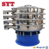 2-500 mesh vibrating screen / vibratory classifier machine for sugar, salt and coca seeds