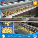 vegetable washing and peeling machine suitable for potato, pachyrhizus, carrot, onion